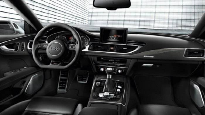audi rs7 sportback 4 0 tfsi quattro price features car specifications. Black Bedroom Furniture Sets. Home Design Ideas