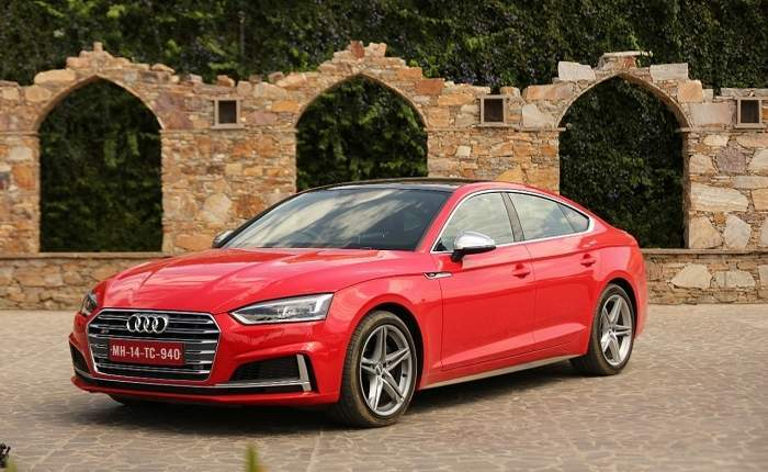 audi s5 price in new delhi: get on road price of audi s5