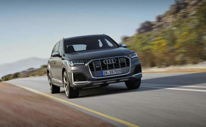 Audi Sq7 2020 Price In India Launch Date Review Specs Sq7 Images