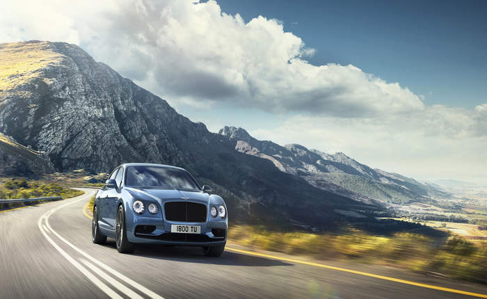 Bentley Flying Spur Price In India Images Mileage Features
