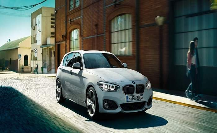 BMW 1 Series 118d Sport Line Price, Features, Car Specifications