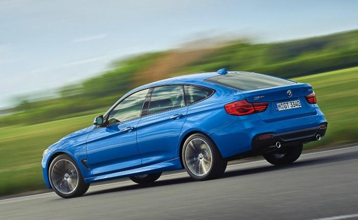 BMW 3 Series Gran Turismo Price in India, Images, Mileage