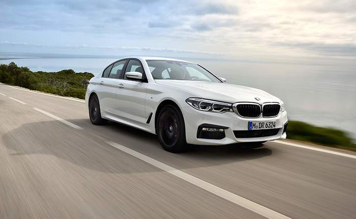 BMW 5 Series 530d M Sport Price Features Car Specifications