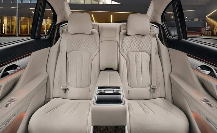 Bmw 7 Series Rear Row Seats