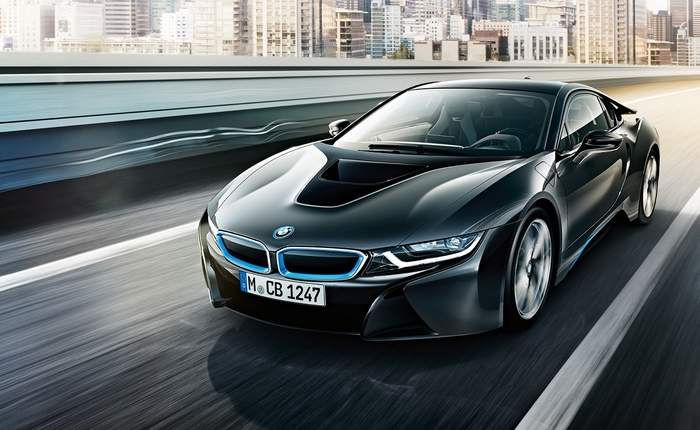 BMW i8 Price in New Delhi: Get On Road Price of BMW i8