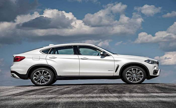 Bmw X6 Price In India Gst Rates Images Mileage
