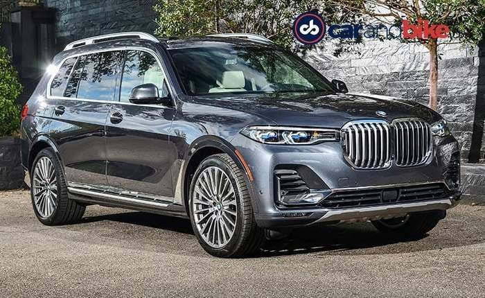 Bmw X7 Price In India Images Mileage Features Reviews