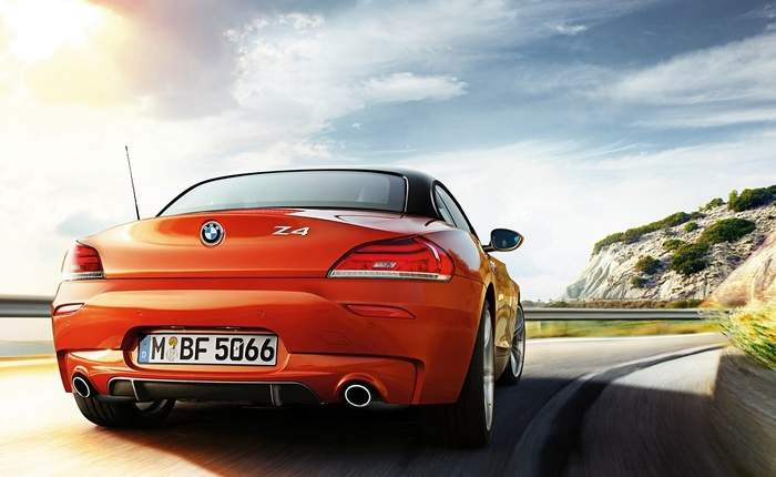 BMW Z4 Price in India (GST Rates), Images, Mileage ...