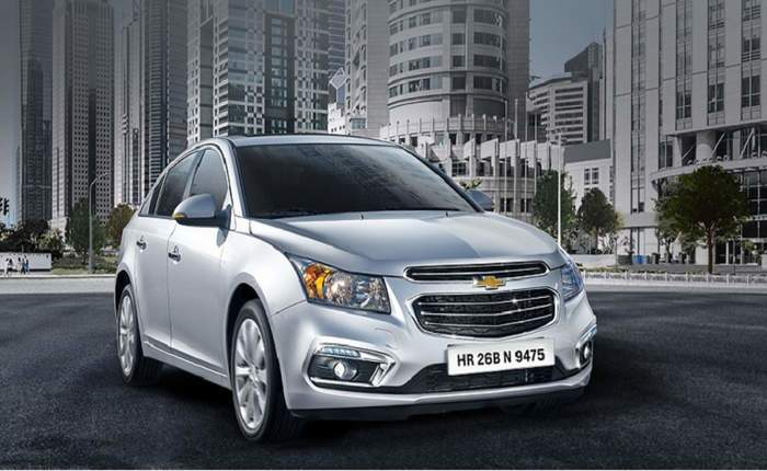 Chevrolet Cruze Lt Price Features Car Specifications