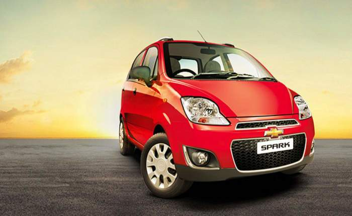 chevrolet spark 1.0 ls lpg price, features, car specifications
