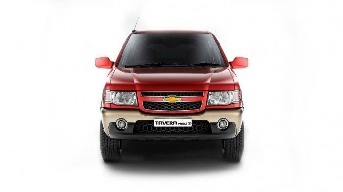 Chevrolet Tavera Neo Ls 7 Seater Price Features Car Specifications