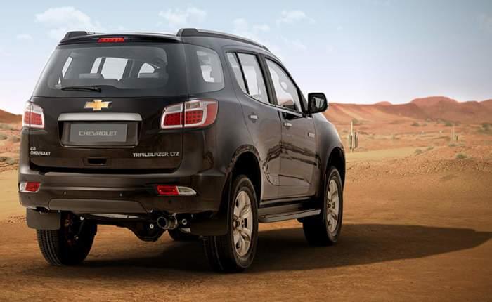 Chevrolet Trailblazer Price In India Images Mileage