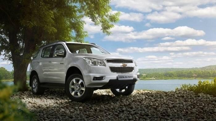 Chevrolet Trailblazer Ltz Price Features Car Specifications