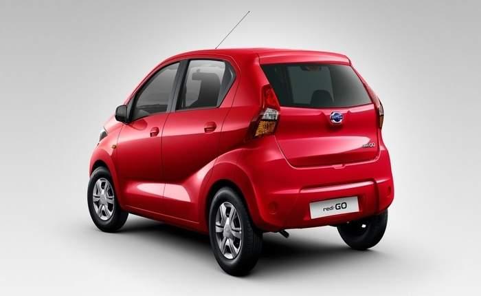 Datsun Redi GO Price in India (GST Rates), Images, Mileage ...