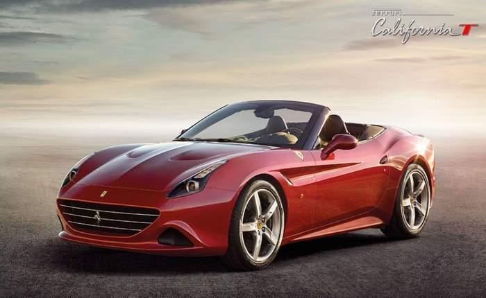 Ferrari California T Front Side Look