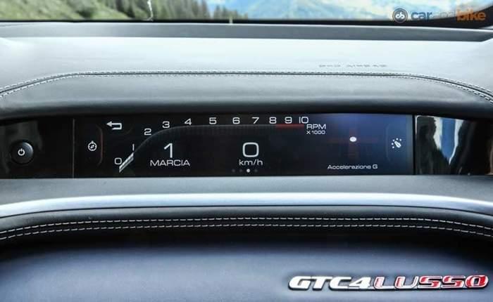 Ferrari gtc4lusso price in india gst rates images for Interior decoration gst rate