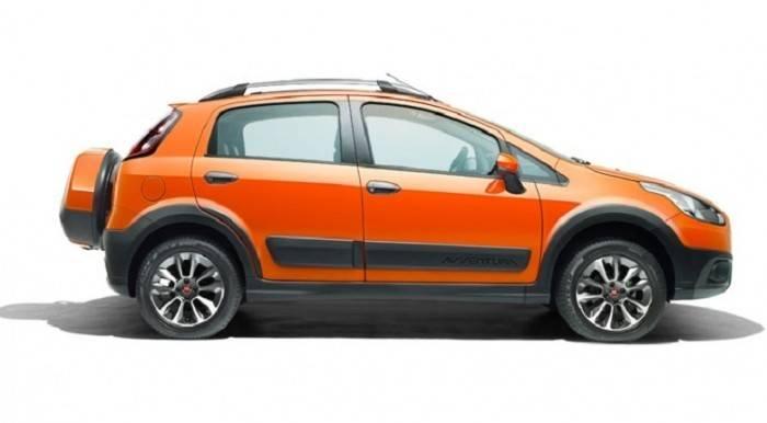 Fiat Avventura Front