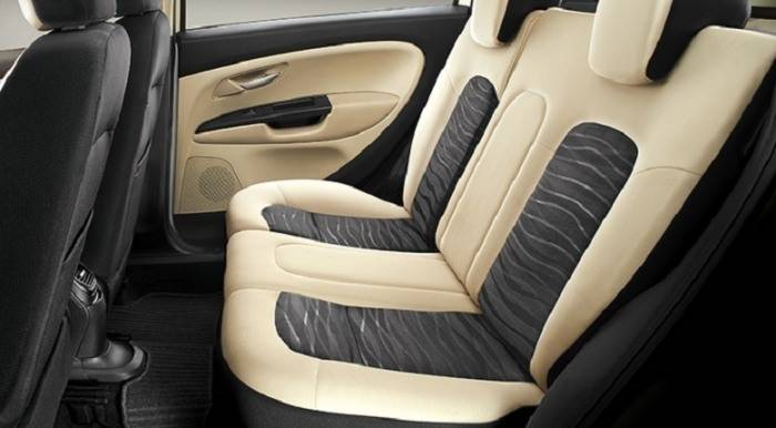 Fiat punto evo price in india gst rates images mileage for Interior decoration gst rate