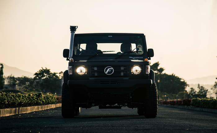 Force Motors Gurkha Price in India, Images, Mileage, Features