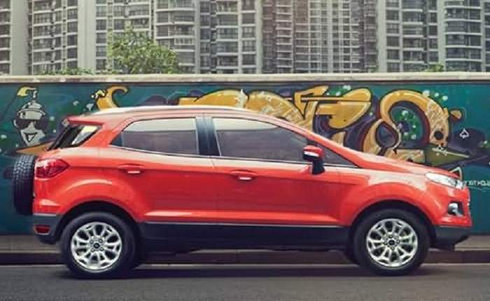 Ford Ecosport Side Profile & Ford EcoSport 1.5 TDCi Diesel Trend Price Features Car ... markmcfarlin.com