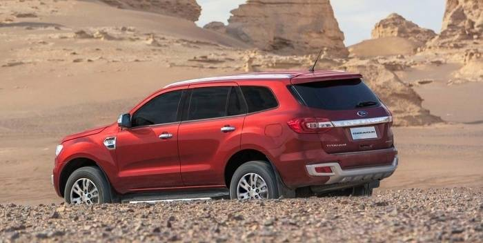 Ford Endeavour Price In India Gst Rates Images Mileage