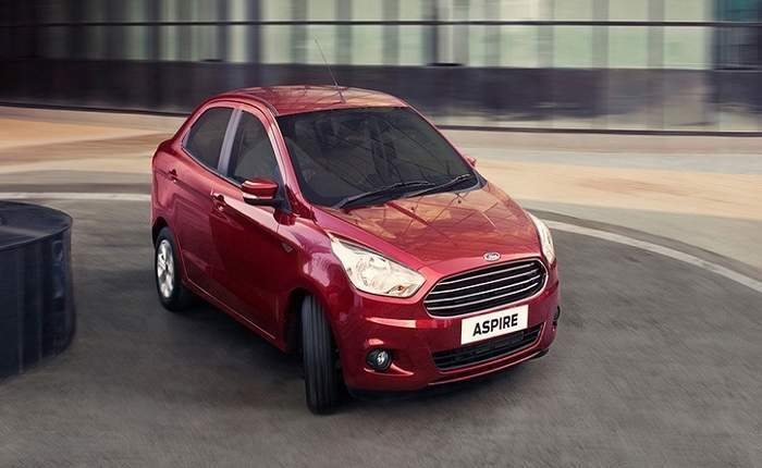 Figo Aspire Front 3 4th View & Ford Figo Aspire Price in Pune: Get On Road Price of Ford Figo Aspire markmcfarlin.com