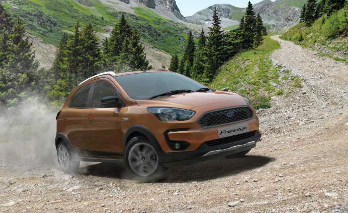 Ford Freestyle Price In New Delhi Get On Road Price Of Ford Freestyle
