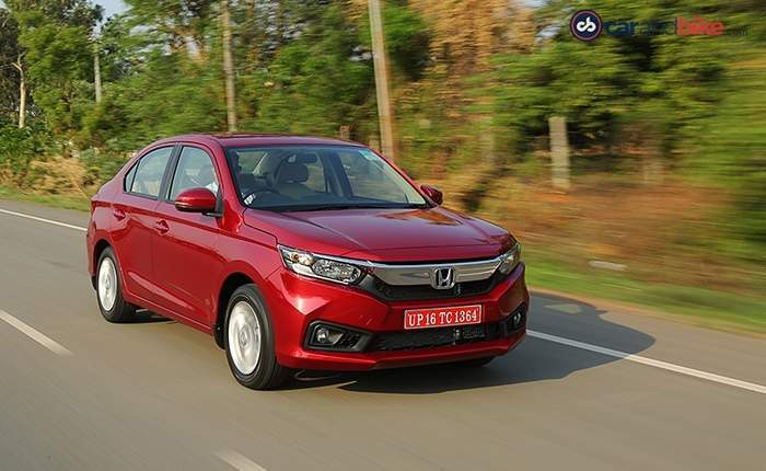 Honda Amaze S Mt Petrol Price Features Car Specifications