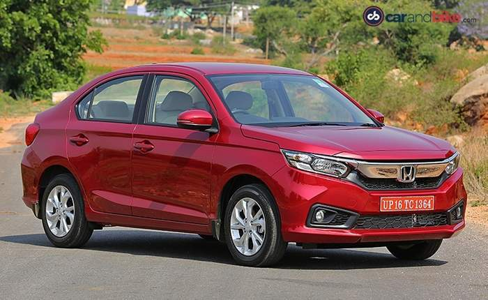 Honda Amaze Price In New Delhi Get On Road Price Of Honda Amaze