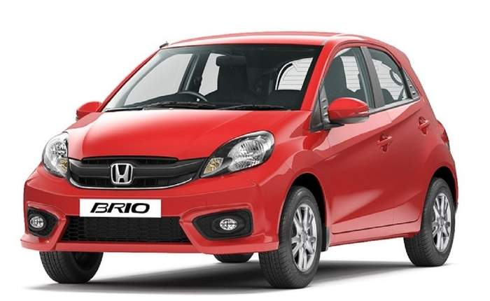 Honda Brio Car With Price