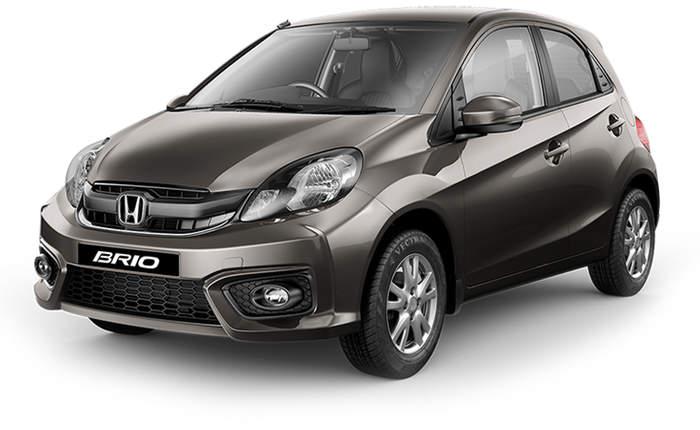 Honda brio price in india images mileage features for Honda brio price in india