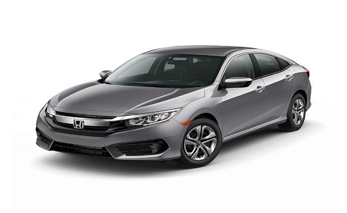 new honda civic 2017 price in india launch date review specs new civic images. Black Bedroom Furniture Sets. Home Design Ideas