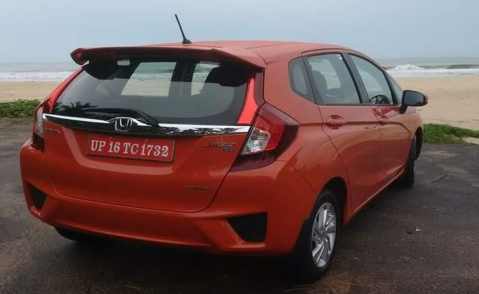 Honda Jazz India Price Review Images Honda Cars
