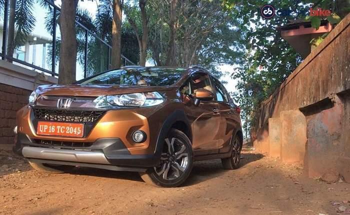 Honda Wr V Price In Kolkata Get On Road Price Of Honda Wr V