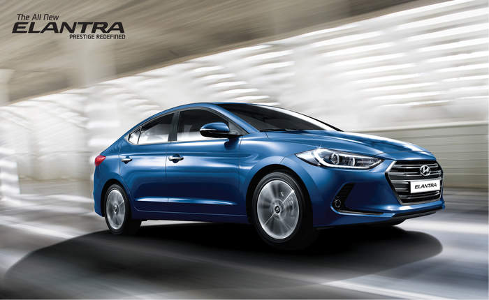 Hyundai Elantra Price in New Delhi Get On Road Price of Hyundai