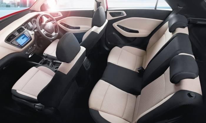 Hyundai Elite I20 Interior View
