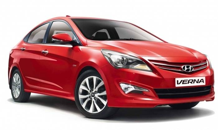 Hyundai Verna Fluidic Used Cars In Bangalore