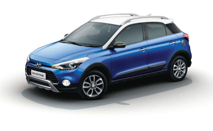 hyundai i20 active 1.2 sx price, features, car specifications