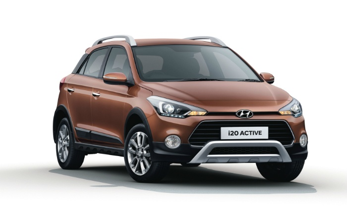 Hyundai i20 Active Price in India, Images, Mileage, Features
