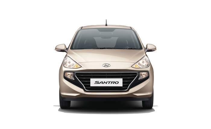 Hyundai 2018 Santro Price In India Images Mileage Features