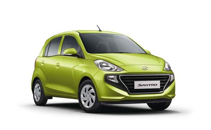Hyundai Santro Sportz Petrol Price Features Car