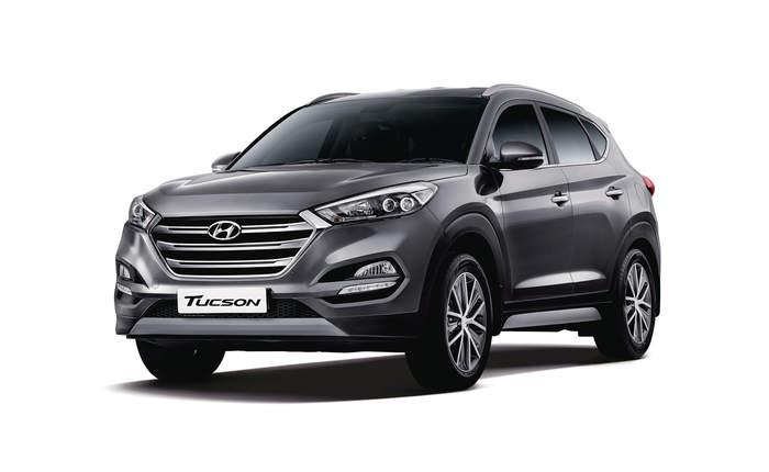 Hyundai Tucson India Price Review Images Hyundai Cars