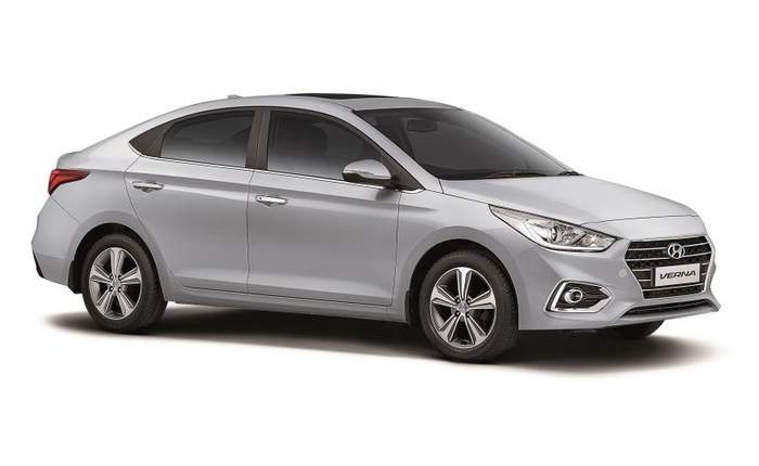 New Hyundai Verna Price In India Gst Rates Images