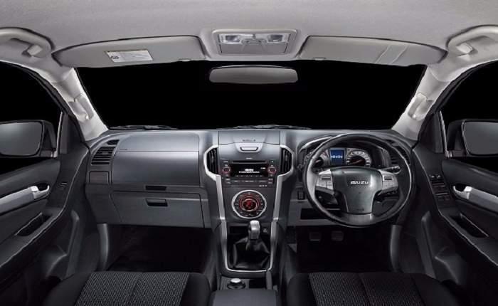 Isuzu Mu X 4x2 Price Features Car Specifications