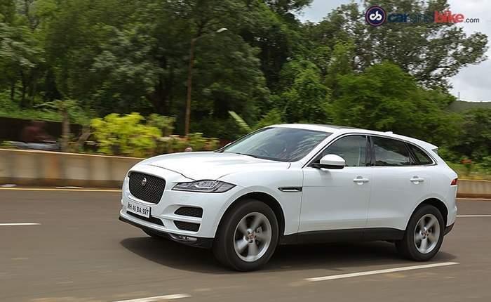 Jaguar F Pace Price In India Images Mileage Features Reviews Jaguar Cars
