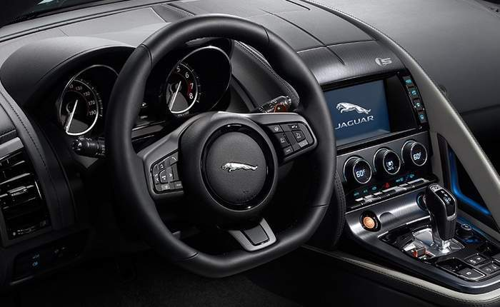 Jaguar f type price in india gst rates images mileage for Interior decoration gst rate