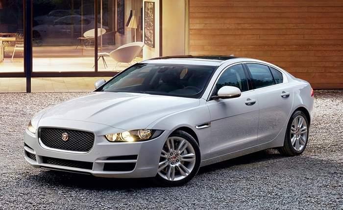 Good Jaguar Xe Front View