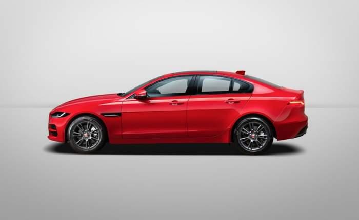 2020 jaguar xe facelift revealed