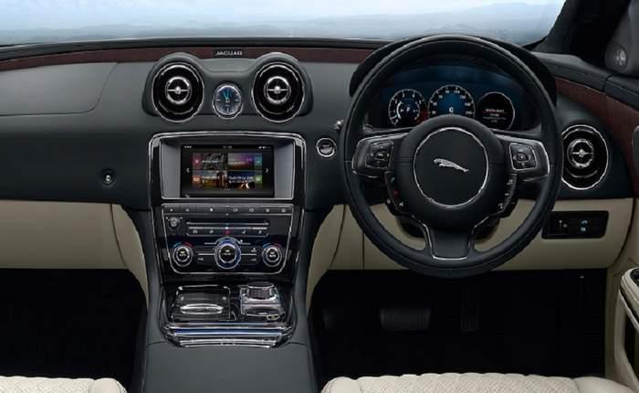 jaguar xj price in india images mileage features. Black Bedroom Furniture Sets. Home Design Ideas