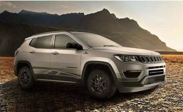 jeep compass limited edition on road price in bangalore